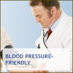 Blood Pressure Friendly