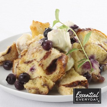 Slow Cooker Blueberry Cinnamon French Toast - recipe