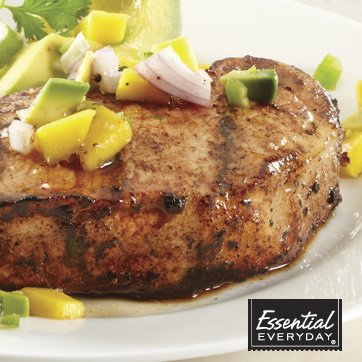 Chipotle Lime Grilled Pork Chops