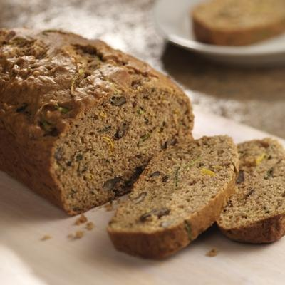 Image of 'Not Your Ordinary' Zucchini Bread