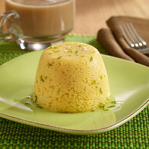 Image of 'Drunken' Mug Cakes (Panetela 'Borracha' en Taza Facil)