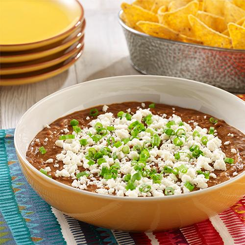 Image of 5-Minute Refried Bean Dip