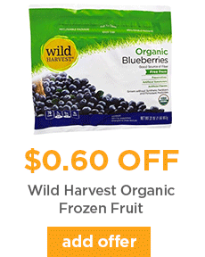 Organic Frozen Fruit