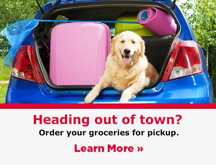order groceries for store pickup