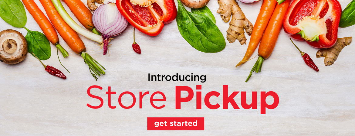 Introducing Store Pickup
