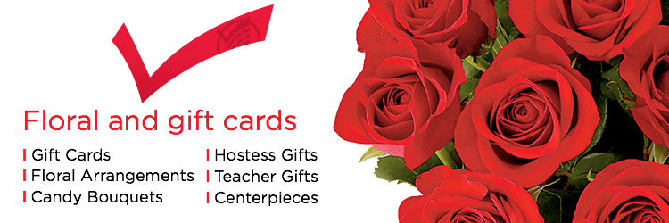 floral and gift cards