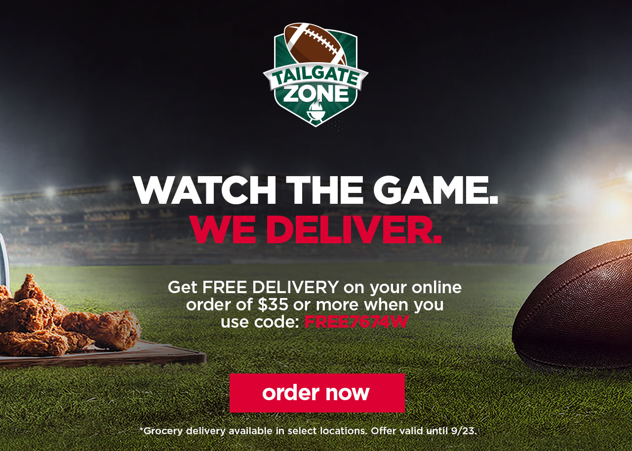 Get free delivery on orders of $35 or more when you use promo code FREE7674W