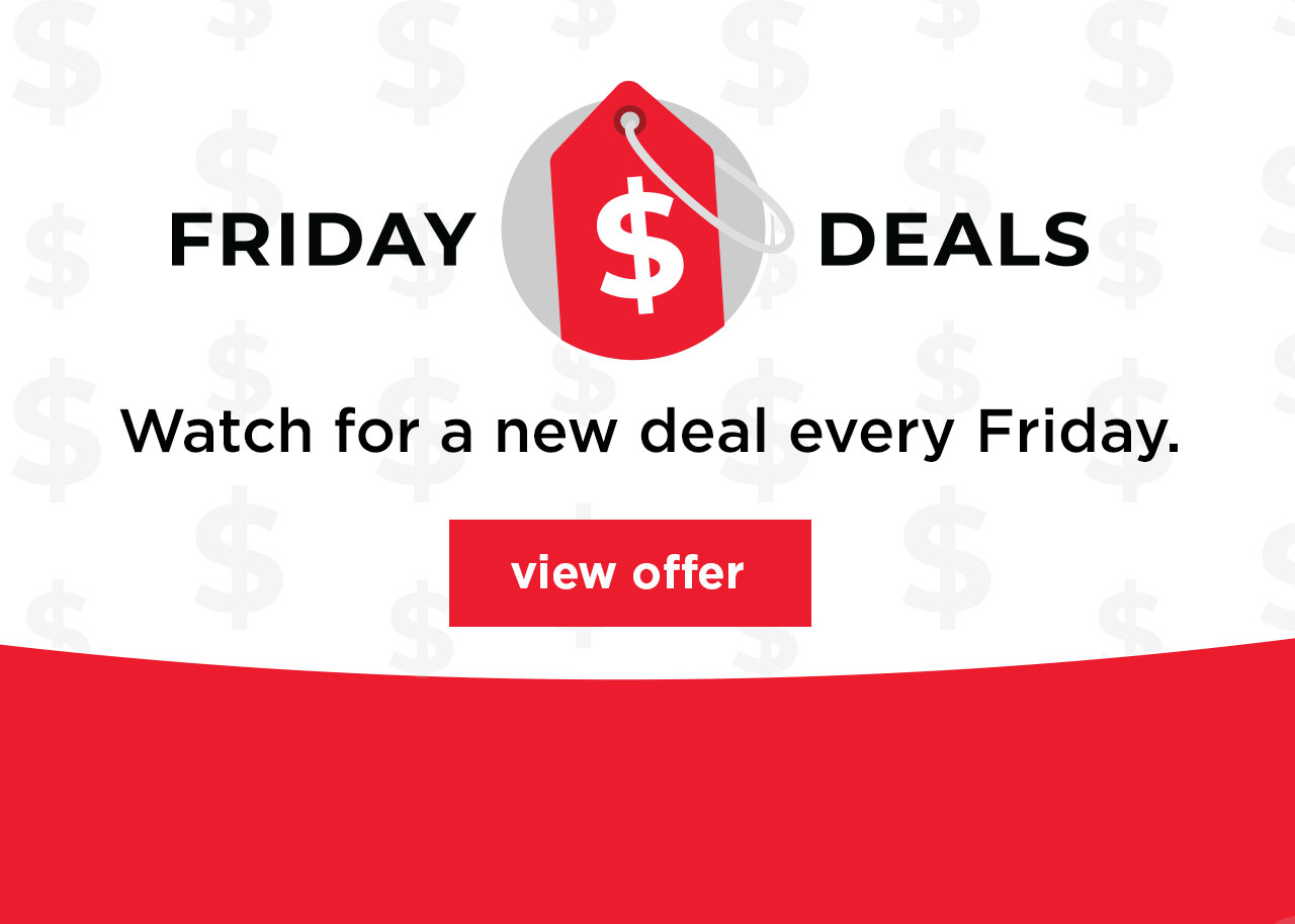 Friday Deal