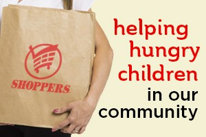 Help end hungry children in our community